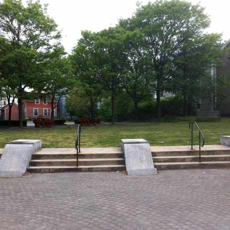 Photo of St. John's Park in Federal Hill, Providence
