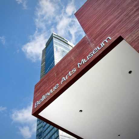 Photo of Bellevue Arts Museum in Bellevue