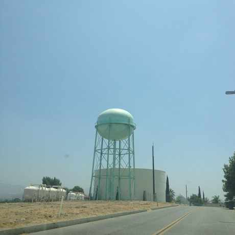 Photo of Water Tower in Rancho West, San Bernardino