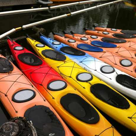 Photo of Charles River Kayak in Kendall Square, Cambridge