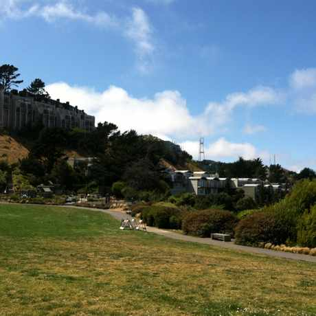 Photo of Walter Haas Playground in Fairmount, San Francisco