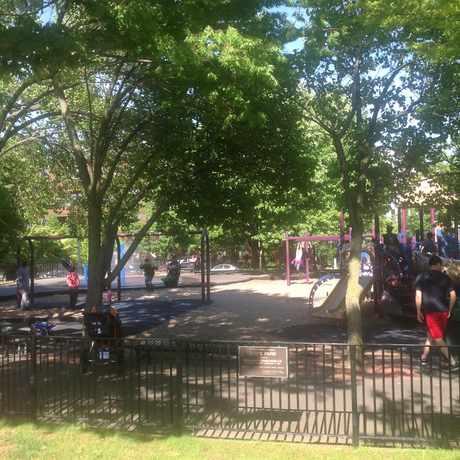 Photo of Riverside Press Park in Riverside, Cambridge