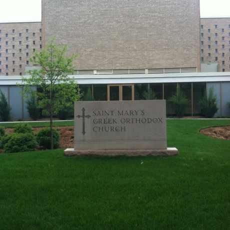 Photo of Greek Orthodox Church in East Calhoun, Minneapolis