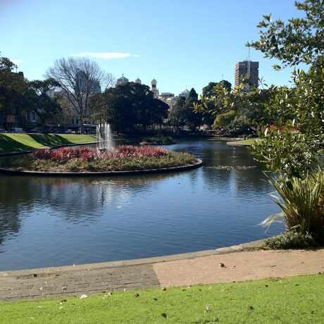 Photo of Lake Northam in Sydney
