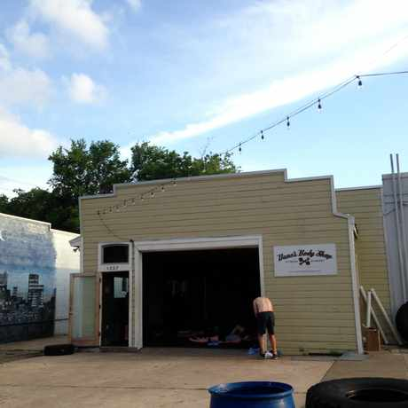 Photo of Dane's Body Shop in Hyde Park, Austin