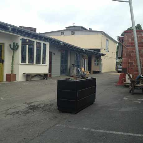 Photo of Temescal Alley in Temescal, Oakland