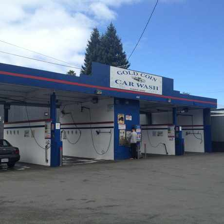 Photo of Gold Coin Car Wash in Mosswood, Oakland