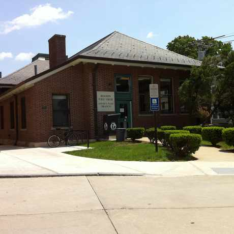 Photo of Jamaica Plain Branch Library in Jamaica Central - South Sumner, Boston