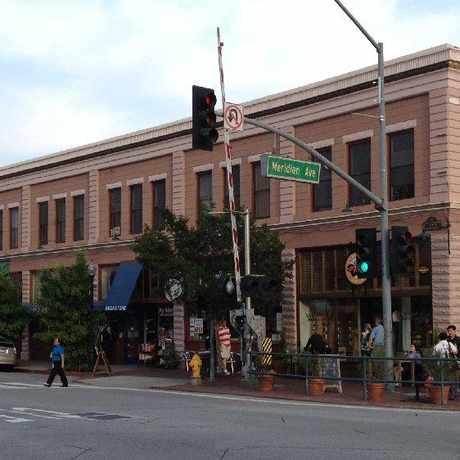 Photo of Downtown South Pasadena in Santa Cruz