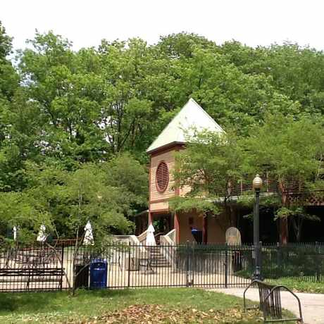 Photo of Cain Park in Cleveland Heights