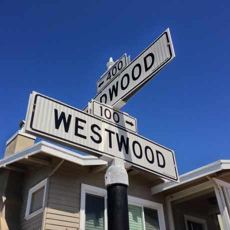 Photo of Wildwood Way in Westwood Park in Westwood Park, San Francisco