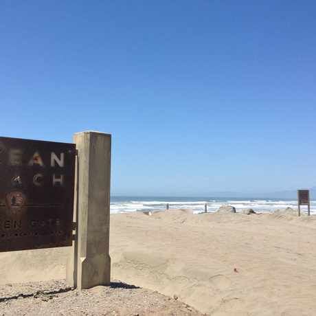 Photo of Ocean Beach - Sloat Ave in San Francisco