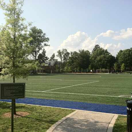 Photo of Shepherd Soccer Field in Colonial Village - Shepherd Park, Washington D.C.