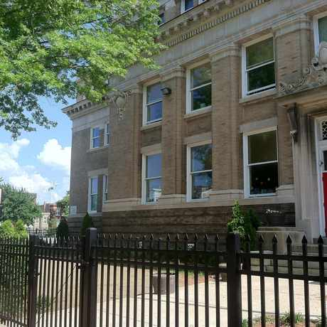 Photo of Community Academy Public School Amos 1 in Logan Circle - Shaw, Washington D.C.