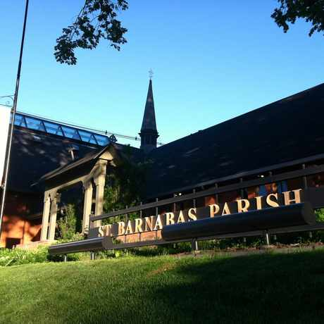Photo of St Barnabas Parish in Cheesman Park, Denver
