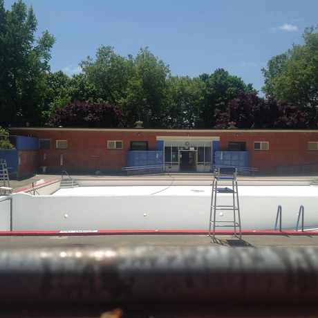 Photo of Community Pool in Grant Park, Portland
