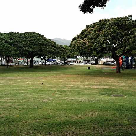 Photo of Old Stadium Park in Honolulu