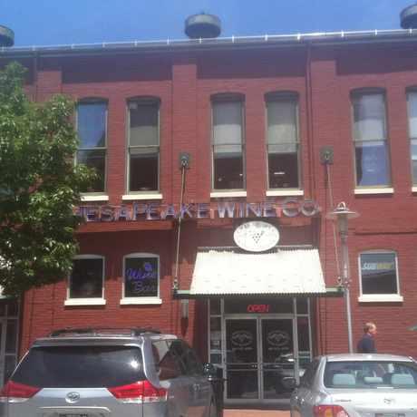 Photo of Chesapeake Wine Company in Canton, Baltimore
