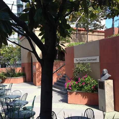 Photo of Castetter Courtyard in Cortez, San Diego