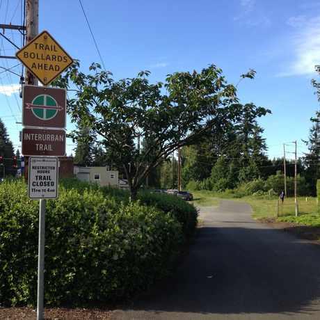 Photo of Interurban Trail in Pinehurst, Everett