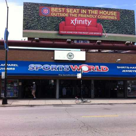 Photo of Sports World Chicago in Lakeview, Chicago