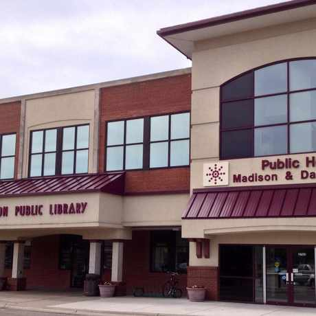 Photo of Madison Public Library: Hawthorne Branch in Madison