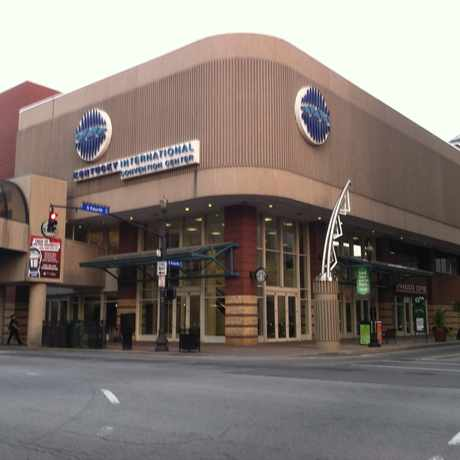 Photo of Kentucky International Convention Center in Central Business District, Louisville-Jefferson