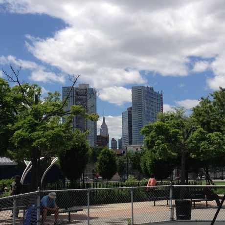 Photo of John F Murray Playground in Long Island City, New York