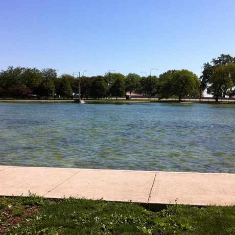 Photo of Model Yacht Basin in East Hyde Park, Chicago
