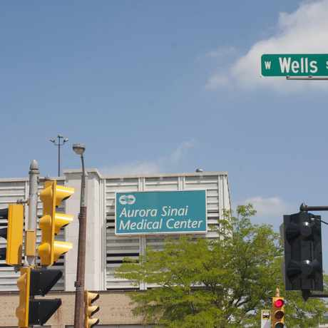 Photo of Sinai Samaritan Medical Center in Avenues West, Milwaukee