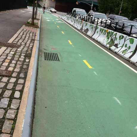 Photo of Citi Bike: Atlantic Av & Furman St in Cobble Hill, New York
