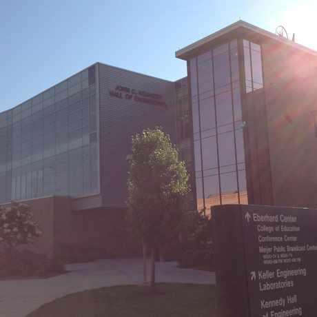 Photo of Keller Engineering Hall in SWAN, Grand Rapids