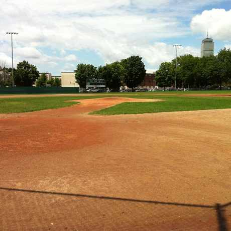 Photo of Jim Rice Hall of Fame Field in Lower Roxbury, Boston