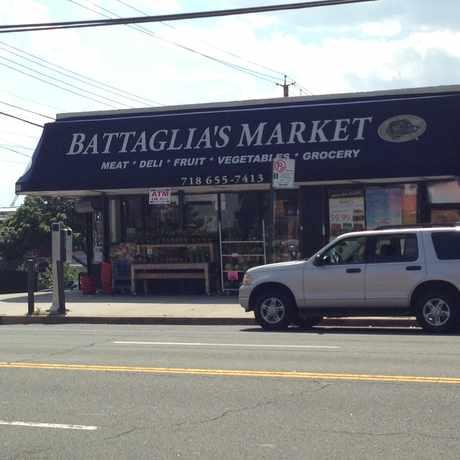 Photo of Battaglia's Market in Pelham Gardens, New York