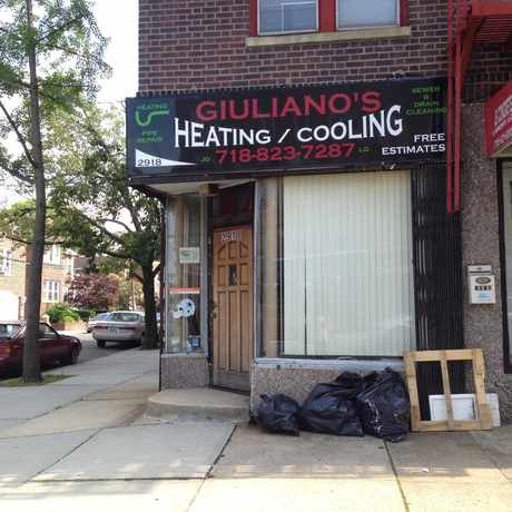 Photo of Giuliano's Heating & Cooling in Pelham Bay, New York