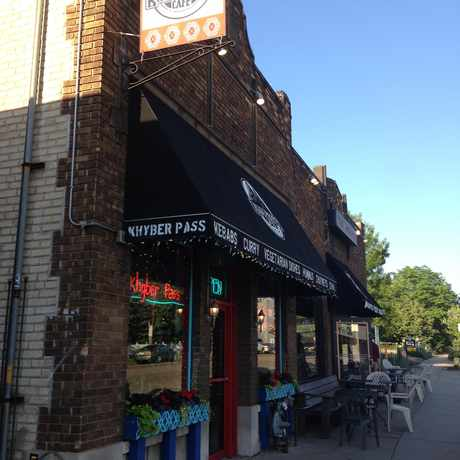 Khyber Pass Cafe St Paul Mn