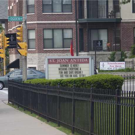 Photo of Saint Joan Antida High School in Yankee Hill, Milwaukee