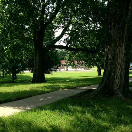 Photo of College Hill Park in Wichita