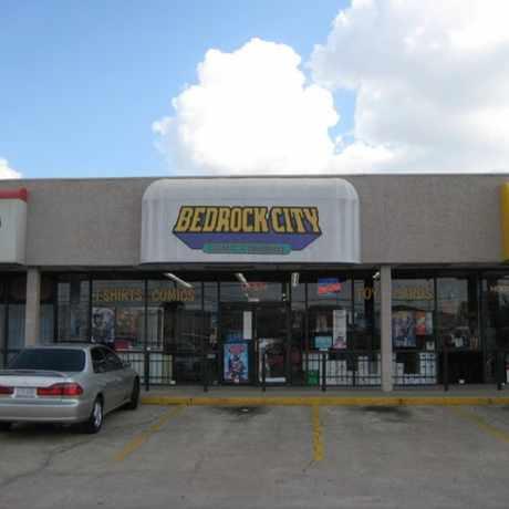 Photo of Bedrock City Comics in Houston