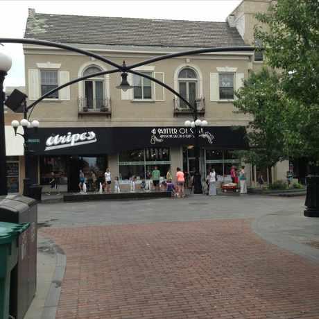 Photo of Marion Street in Oak Park