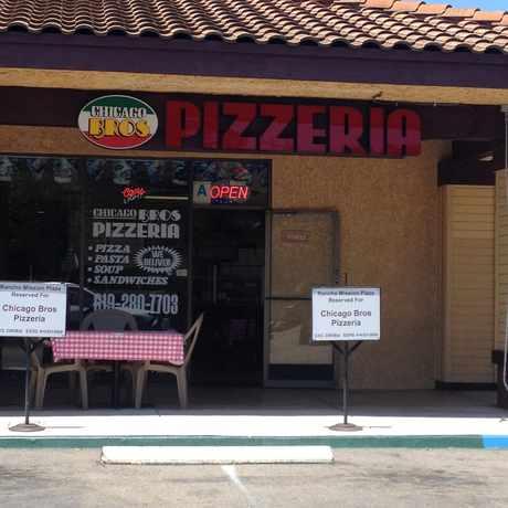 Photo of Chicago Bros Pizzeria in Grantville, San Diego