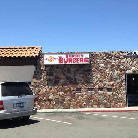 Photo of Buddies Burgers in College West, San Diego
