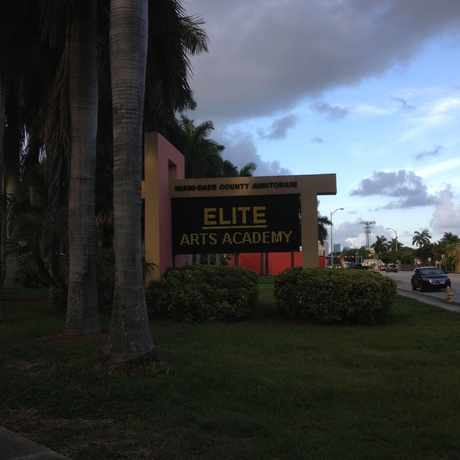 Photo of Miami-Dade County Auditorium in West Flagler, Miami