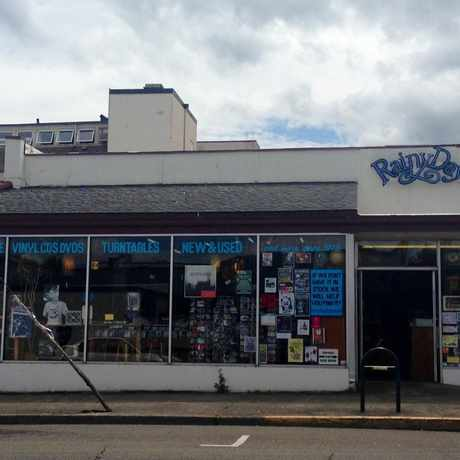 Photo of Rainy Day Records in Olympia