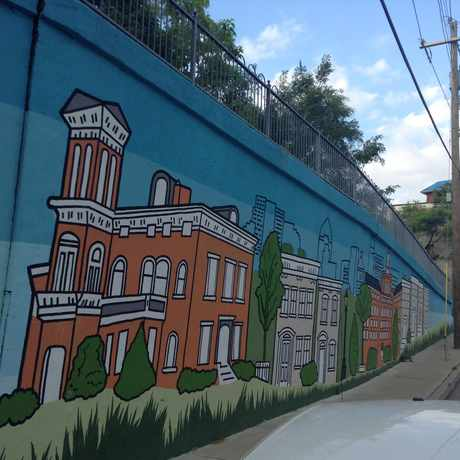 Photo of Mt Auburn Mural in Mount Auburn, Cincinnati