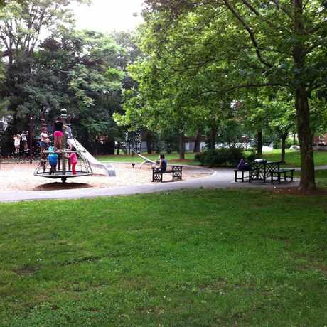 Photo of Clement G. Morgan Park in Cambridge