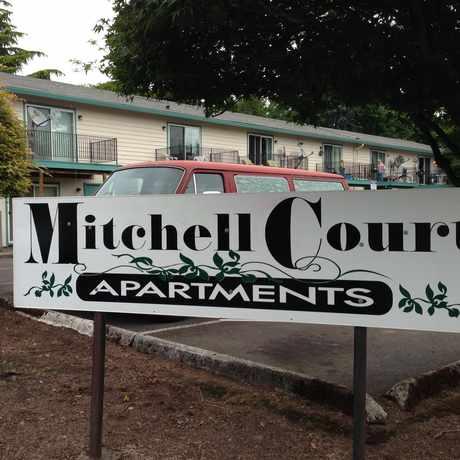 Photo of Mitchell Court Apartment in Mt. Scott-Arleta, Portland