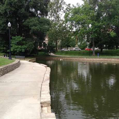 Photo of Mirror Lake Hollow in The Ohio State University, Columbus