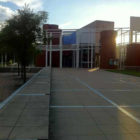 Photo of Wexner Center for the Arts in The Ohio State University, Columbus