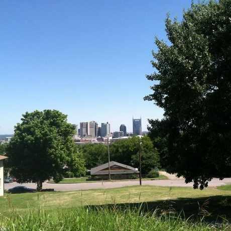 Photo of Rose Park in South Nashville in Edgehill, Nashville-Davidson